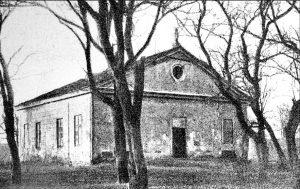 Widok kaplicy – 1916 r.