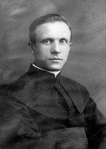 Błogosławiony Michał Sopoćko – 1924 r.