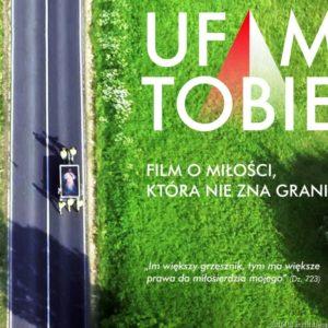 "Projekcja filmu ""UFAM TOBIE"""