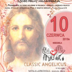 10. VI. 2018r (niedziela) – Aleksander Jurkowski