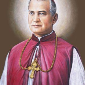 bł. Jerzego Matulewicz – biskup.